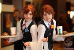:Ouran Twins Cosplay: Afest by Kawaii-Shuichi