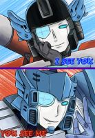 blurr and percy_cross over by ighcaveros