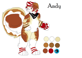 Andy The Cinnadog by SElK0
