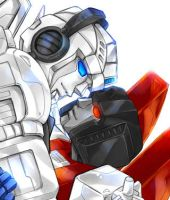Skyfire and Starscream2 by mucun