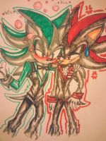 s-shadow *hic* I know were twins im your lost twin by Mephiles-The-Darkk