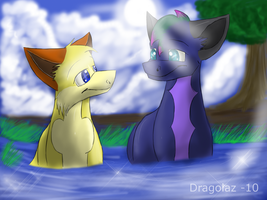 You and I by Dragolaz