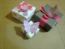 gift boxes by Jornblk