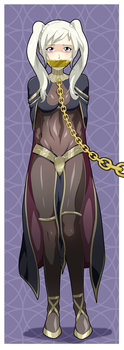 Servant Robin [COMMISSION] by MeteorREB0RN