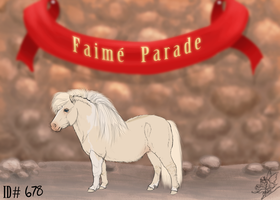 Faime Import 678 by bedfordblack