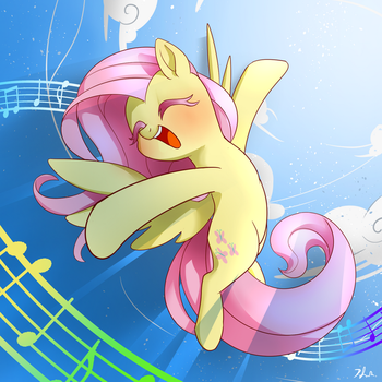 Music In The Treetops by RenoKim