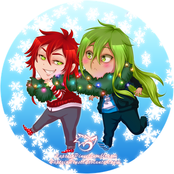 .: Happy ''late'' Holidays :. by CaptainPinsel