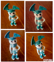 XJ9 .:sculpture:. by Gamibrii