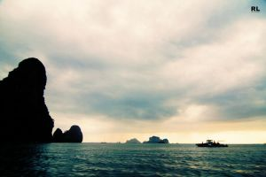 andaman sea by Rlew