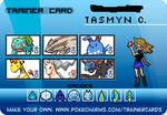 My Real Pokemon Life Style Trainer Card by Gobityn