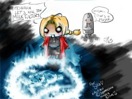 FMA - Kill teh Milk factory by aurastiina