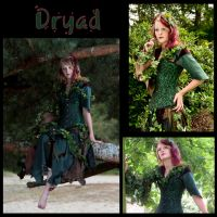 Dryad by Icedrop21
