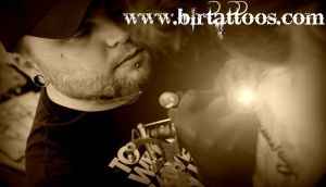 Brian Russell by blrtattoos