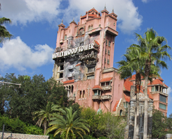 Tower of Terror 2 by WDWParksGal-Stock