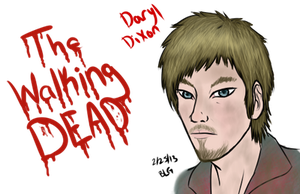 The Walking Dead: Daryl Dixon by brittoniawhite