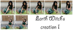 Earth Witch's creation 1 by syccas-stock