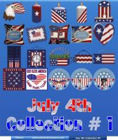 July 4th Collection 1 by TNBrat