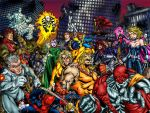 Age of Apocalypse Color by Kelie
