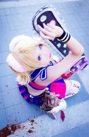 Juliet Starling by Inushio
