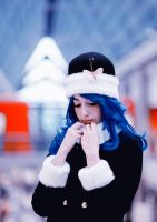 Juvia Loxar Cosplay by Tanpopo89