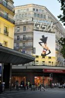 Galeries Lafayette exterior 1 by wildplaces