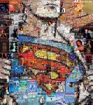 Superman 2 Mosaic by Cornejo-Sanchez