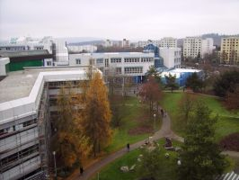 Trier: Top Of The University by Aquarior