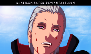 Hidan - speed colo by KhalilXPirates
