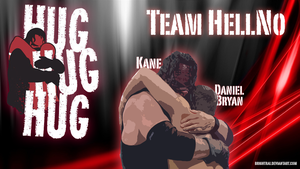 Team HellNo Wallpaper by brightrai