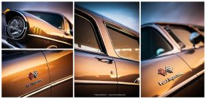 1957 Nomad Details by AmericanMuscle