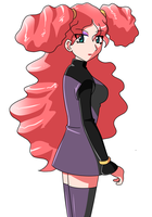 Curly-haired by CrystalClair