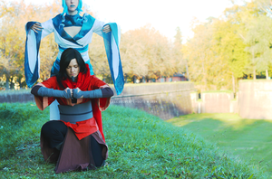 Legend of Korra - I need you by SmartisPanda
