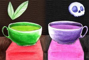 .PickYourTeacup. by Chocoreaper