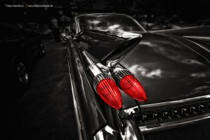 59 Cadillac Fin by AmericanMuscle