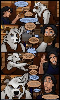The Realm of Kaerwyn Issue 11 Page 9 by JakkalWolf