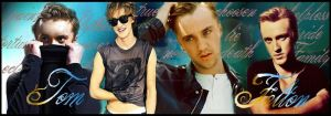 Tom Felton is Draco Malfoy by x-TheMadHatter-x