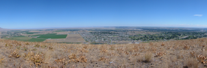 The Views: Candy Mountain N. by clindhartsen