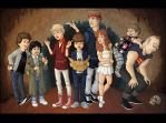 the goonies by kaffepanna