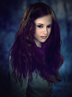 Teenage Renesmee by ChuzzMaestose