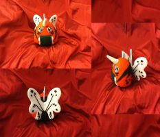 Cosplay Onigiri - Seaking by merlinemrys