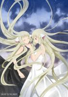 Chobits by PaulinaAPC