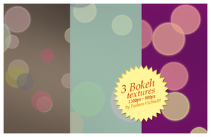 Bokeh Textures Package by FashionVictim89