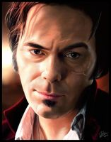 Billy Burke - DRIVE ANGRY by Sheridan-J