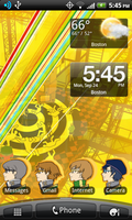 Persona 4 ate my phone by skipaway