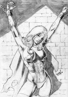 Emma Frost by 3Lima3