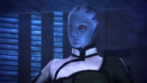 Liara T'Soni 01 by johntesh