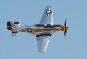 P-51 Mustang by AirshowDave