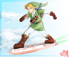 Zelda Riders..? by SiscoCentral1915