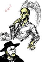 Phantom doodles by AdAbsurdum