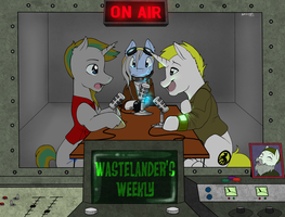 Wastelander's Weekly by Nessia